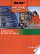 Deutsch kompakt  : Textbuch , Band 2