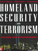 Homeland Security and Terrorism Book