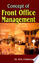 Concepts Of Front Office Management