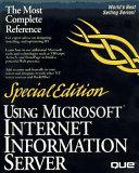 Using Microsoft Internet Information Server 4 Book