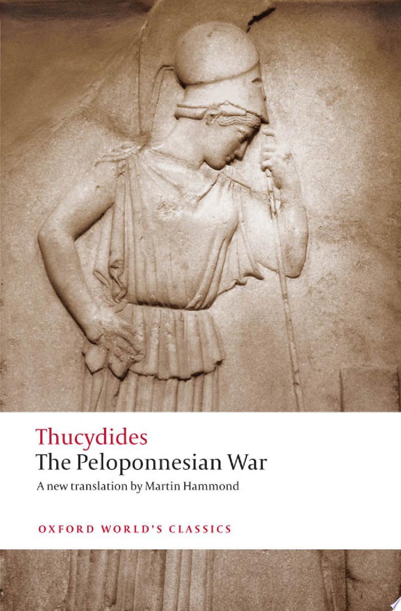 The Peloponnesian War banner backdrop