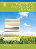 International Encyclopedia of Education