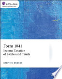 Form 1041