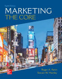 Looseleaf for Marketing  The Core Book