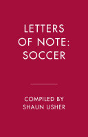 Letters of Note: Soccer