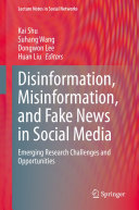 Pdf Disinformation, Misinformation, and Fake News in Social Media Telecharger