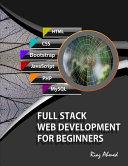 Full Stack Web Development For Beginners