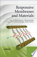 Responsive Membranes and Materials Book