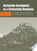 Sustainable Development as a Civilizational Revolution Book