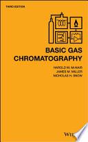 Basic Gas Chromatography Book PDF