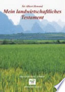Mein landwirtschaftliches Testament