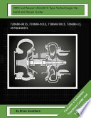 2003 and Newer Jaguar X-Type Turbocharger Rebuild and Repair Guide
