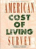 American Cost of Living Survey
