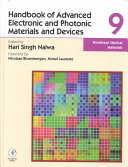 Handbook of Advanced Electronic and Photonic Materials and Devices: Nonlinear optical materials