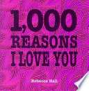 1,000 Reasons I Love You
