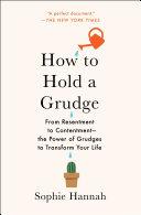 How to Hold a Grudge Pdf/ePub eBook
