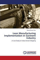 Lean Manufacturing Implementation in Garment Industry Book