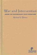 War and Intervention
