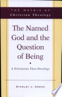 The Named God And The Question Of Being