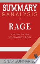 Summary   Analysis of Rage