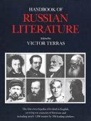 Handbook of Russian Literature