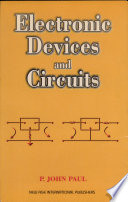 Electronics Devices And Circuits Book PDF
