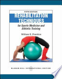 Rehabilitation Techniques for Sports Medicine