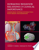 Hormone Behavior Relations of Clinical Importance