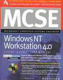 MCSE NT Workstation 4 0 Study Guide