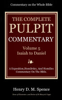 The Pulpit Commentary, Volume 5 [Pdf/ePub] eBook
