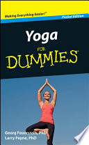 """Yoga For Dummies, Pocket Edition"" by Georg Feuerstein, Larry Payne"