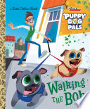 Walking the Bob  Disney Junior Puppy Dog Pals