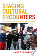 Staging Cultural Encounters Book