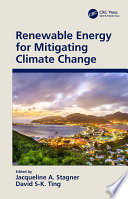 Renewable Energy for Mitigating Climate Change Book