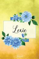 Lexie Journal ebook