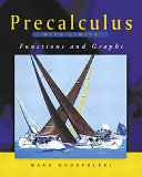 Precalculus With Limits PDF