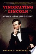 Vindicating Lincoln