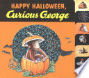 Happy Halloween  Curious George tabbed board book