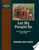 Let My People Go Book