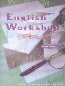 English Workshop  Fourth course