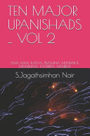 Ten Major Upanishads - Vol 2