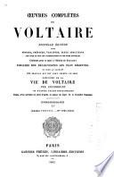 Œuvres complètes de Voltaire: Correspondance (années 1711-1776, nos 1-9750) 1880-82