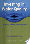 Investing In Water Quality Book PDF