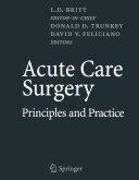 Acute Care Surgery Pdf/ePub eBook