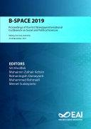 B SPACE 2019