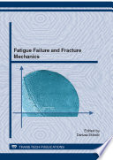 Fatigue Failure And Fracture Mechanics