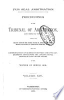 Fur Seal Arbitration