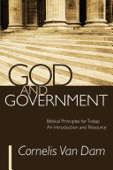 God and Government Pdf/ePub eBook