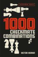 1000 Checkmate Combinations Pdf/ePub eBook