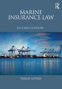 Marine Insurance Law